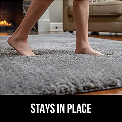 2 x 3 Super Soft /& Cozy High Pile Machine Washable Carpet GORILLA GRIP Original Faux-Chinchilla Nursery Area Rug, Hot Pink Modern Rugs for Floor Luxury Shag Carpets for Home Bed//Living Room