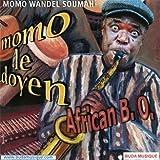 Momo Le Doyen, African