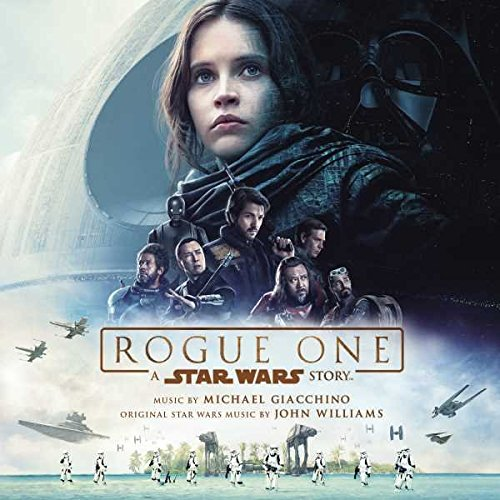 Rogue One: A Star Wars Story [2 LP] by Walt Disney Records