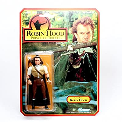 Robin Hood Prince of Thieves Crossbow Robin Hood Action Figure: Toys & Games