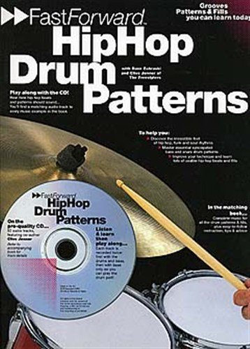 Forward Pattern (Fast Forward: Hip Hop Drum Patterns. Partitions, CD pour)