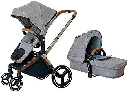 El carro desde los 0 a los 3 a/ños Venice Child Kangaroo VEN03 Azul Denim