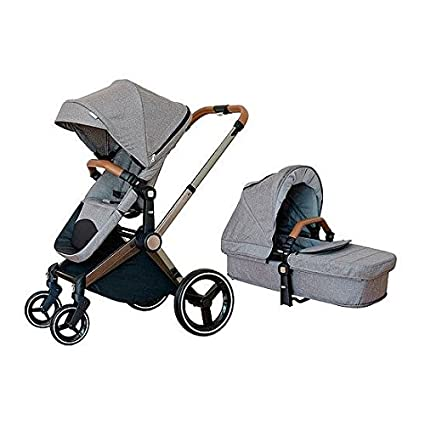 Venice Child Kangaroo VEN01 Granite Gris Claro - El carro ...