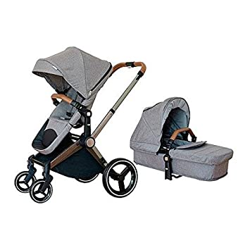 Venice Child Kangaroo Stroller in Granite
