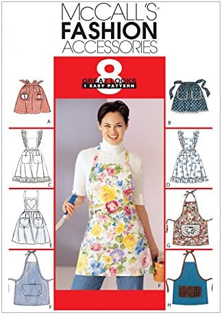 McCalls Ladies Sewing Pattern 2947 Aprons