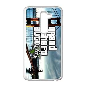 LG G2 Cell Phone Case White_Grand Theft Auto V_011 Ljnko