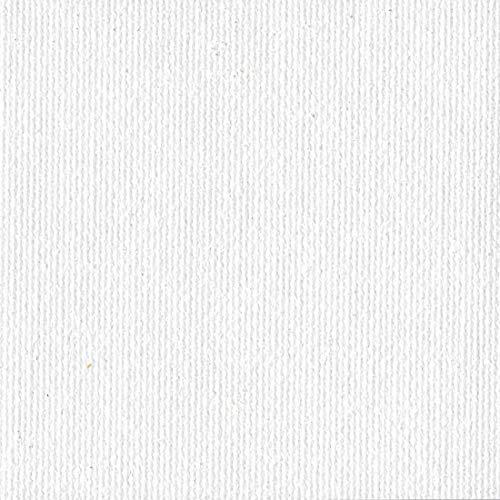 Fredrix Cut Edge Mini Canvas Panels 60-Pack 1⅞ x 1⅞ - White