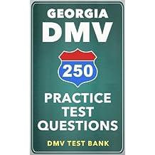 250 Georgia DMV Practice Test Questions