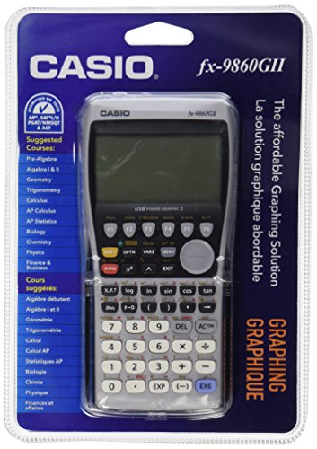 Casio fx-9860GII Graphing Calcul...