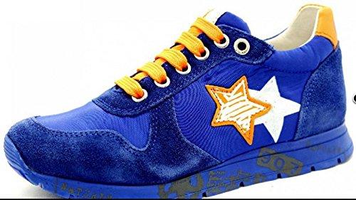 Naturino Jungen Sneaker navy blau 9103