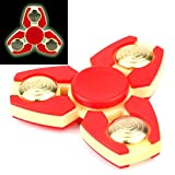 Hand Spinner, KAMOTA Finget Spinner Glow In The Dark High Speed Gyroscope Perfect to Relieve ADD ADHD Anxiety Adult Children Kid