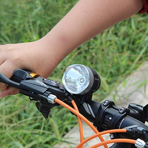 OHQ Linterna Faro De Bicicleta 3000 Lumen XML Q5 Interfaz LED ...