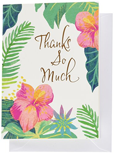 Thank You Notes - Tropical]()