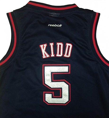 competitive price 92973 9681c NEW! New Jersey Nets Throwback Jersey Dress - Jason Kidd #5 - School  Legends - Small