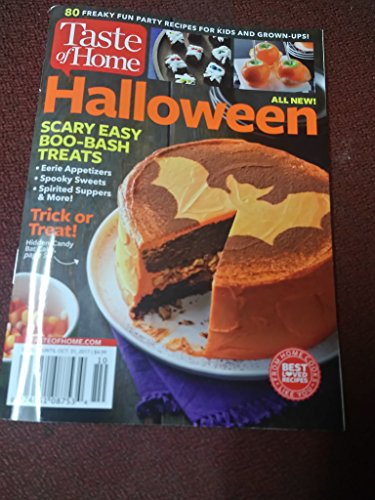 Taste of Home Halloween 2017 Magazine -