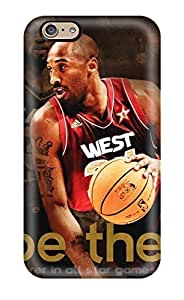 NBA La Lakers Team Star Kobe Bryant PC Hard new Diy For Iphone 6Plus Case Cover for women