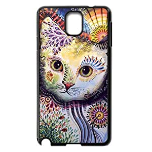 lintao diy Case Of Cat customized Bumper Plastic case For samsung galaxy note 3 N9000 Kimberly Kurzendoerfer