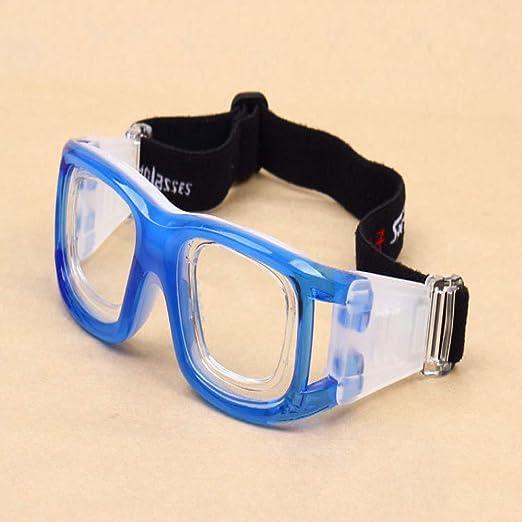 Yangjing-hl Gafas Gafas de Baloncesto Gafas de Montura ...