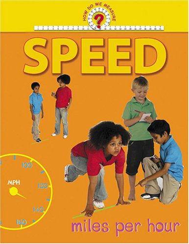 How Do We Measure? - Speed -  Woodford, Chris, Hardcover