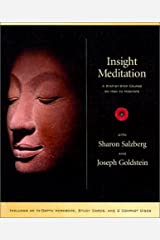 By Joseph Goldstein - Insight Meditation Kit: A Step-by-step Course on How to Meditate Spiral-bound