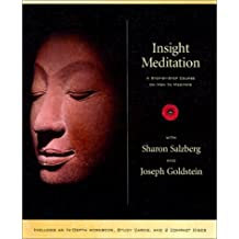 By Joseph Goldstein - Insight Meditation Kit: A Step-by-step Course on How to Meditate (8.7.2002)