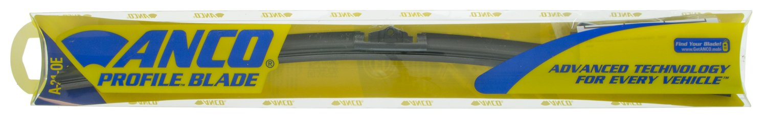ANCO A-22-OE Profile Wiper Blade - 22', (Pack of 1) 20116