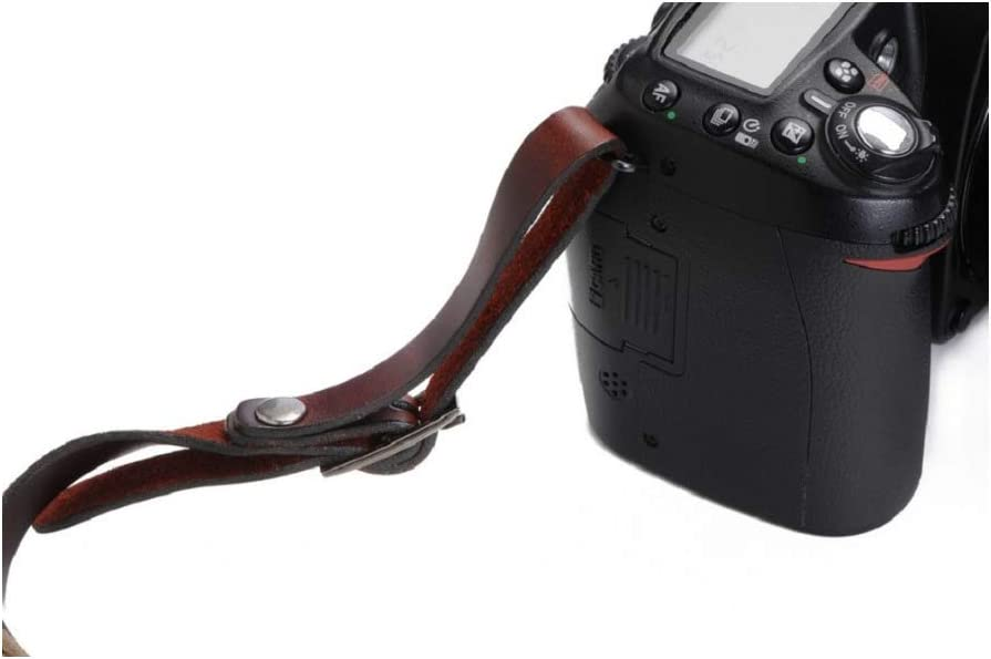 ONA Lima Camera Strap Field Tan