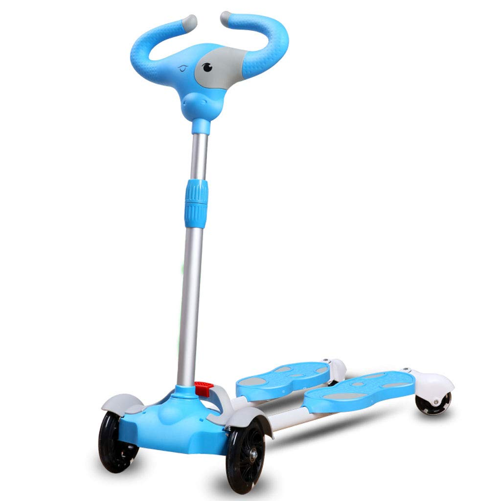 超格安一点 Weiyue スケートボード- サイズ 子供のスクーター2-3-6歳の初心者男の子と女の子四輪足の開閉カエルはさみ滑りやすいよ (色 さいず : Weiyue D, サイズ さいず : 80x26x85cm) B07MCS3JVT 80x26x85cm|A A 80x26x85cm, ケータイ屋24:185a7d0d --- a0267596.xsph.ru