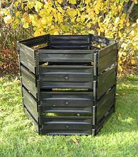 Jardín compostador 1050L termocompostador (Compost Contenedor compostador: Amazon.es: Jardín