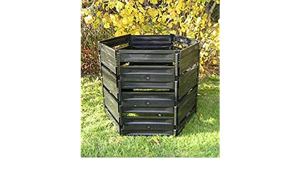 Jardín compostador 1050L termocompostador (Compost ...