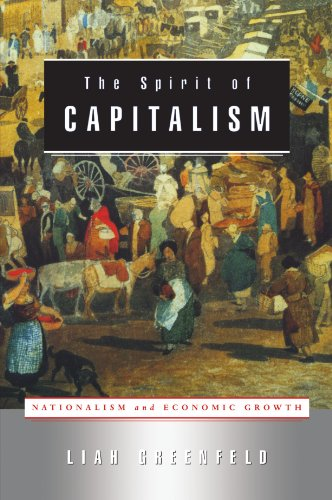 The Spirit of Capitalism: Nationalism and Economic Growth