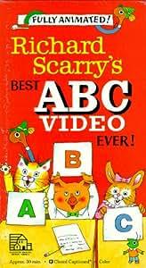 My best ever alphabet book