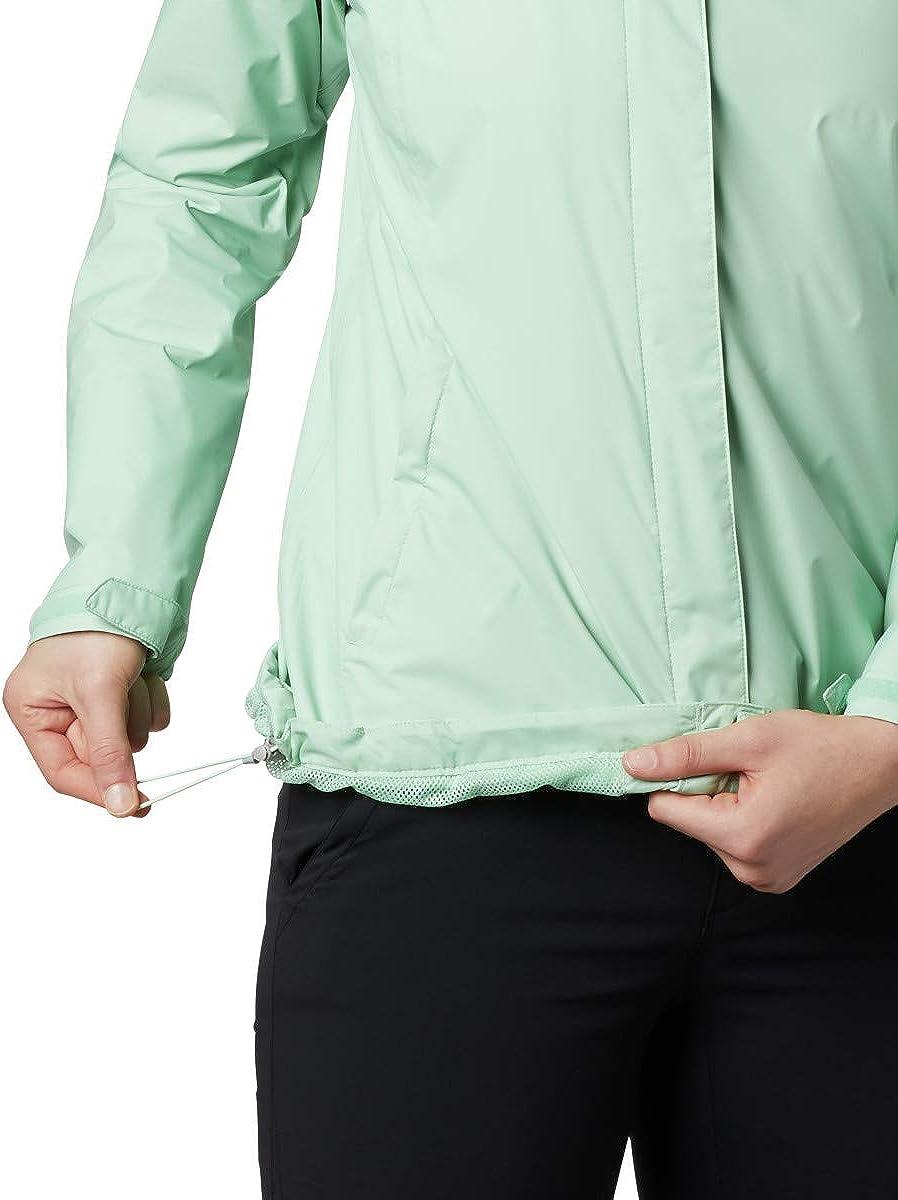 Columbia Womens Arcadia II Jacket Waterproof /& Breathable