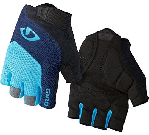 (Giro Bravo Gel Glove - Men's Blue, XL)