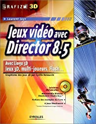 Jeux video avec Director 8.5