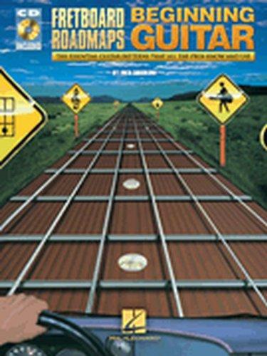Hal Leonard Fretboard Roadmaps for the Beginning Guitarist (Book/Online ()