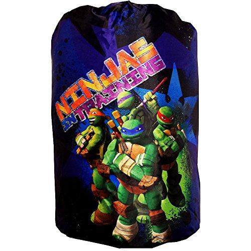 Nickelodeon Teenage Mutant Ninja Turtles Sleeping Bag Backpack