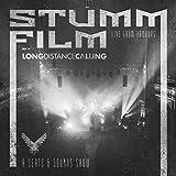 STUMMFILM - Live from Hamburg (Ltd. 2CD+Blu-ray Edition)