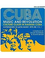 Cuba: Music & Revolution: Culture Clash In Havana: Experiments In Latin Music 1975-85 Vol. 1 (2Cd)
