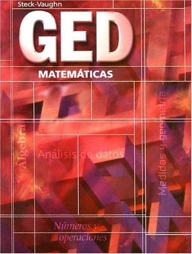 GED Matematicas (Spanish) (Spanish Edition)