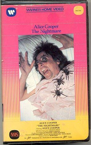 807b2d6cc9035 Amazon.com: Alice Cooper: The Nightmare: Alice Cooper, Vincent Price ...