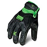 Ironclad EXO-MIG-05-XL Motor Impact Gloves, X-Large