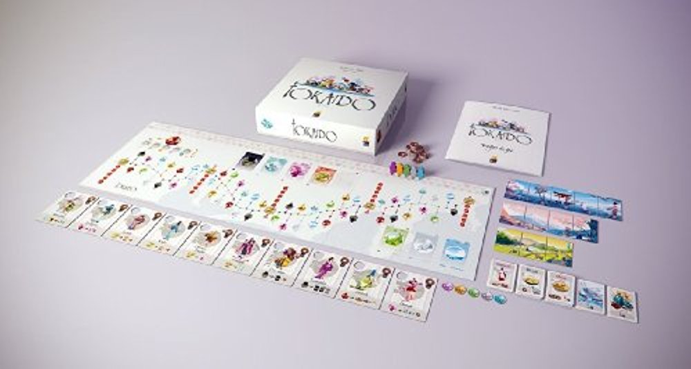 Funforge Tokaido Board Game – Out of Print Edition by Funforge (Image #1)