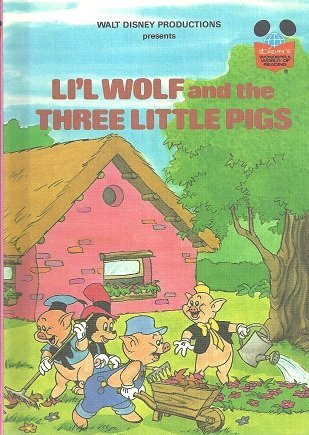 Walt Disneys Three Little Pigs - 9