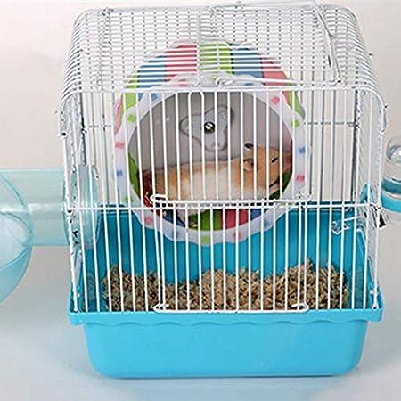 SODIAL Hamster Rueda para Correr Ultra Silenciosa Cinta para ...