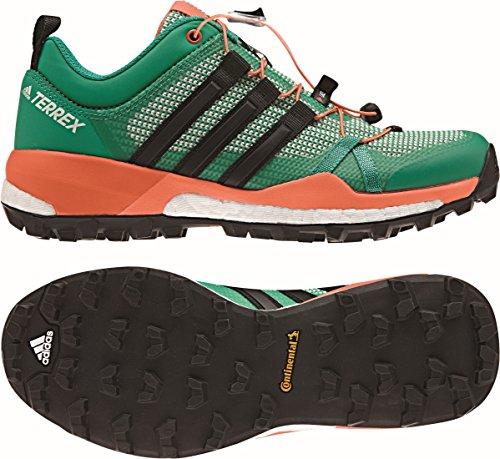 adidas Terrex Skychaser W, Chaussures de Randonnée Femme, Vert (Verde Verbas/Negbas/Narsen), 40 EU