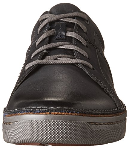 Clarks Mens Kitna Walk Sneaker Navy Nubuck