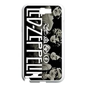 DIY Phone Cover Custom Led Zeppelin For Samsung Galaxy Note 2 N7100 NQ6442483