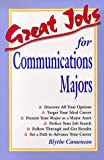 Great Jobs for Communications Majors, Camenson, Blythe, 0844243558
