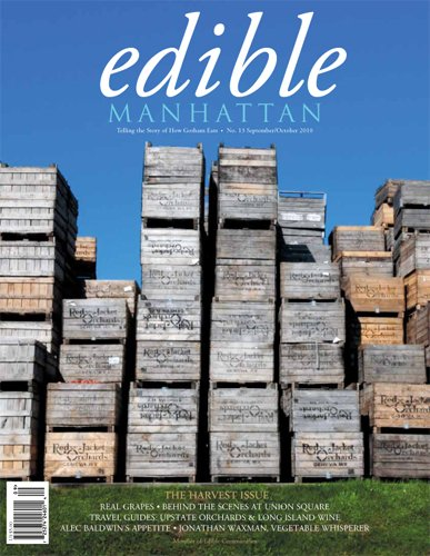Best Price for Edible Manhattan Magazine Subscription